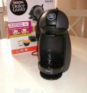 Новая Кофе машина капсульная