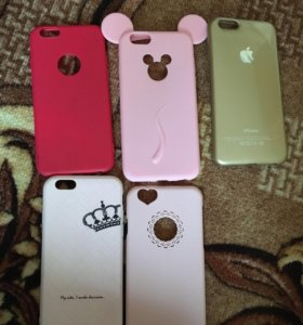 Чехлы на Айфон 6 и 6s