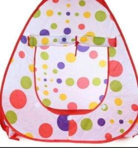 Палатка большая детская