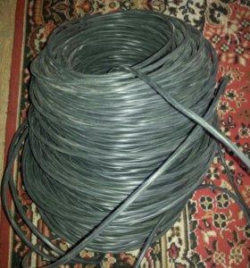 провод ввг 4*1.5 -135м.,  провод  ПВС  3×1.5-56м.