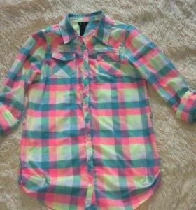 Рубашка женская б/у