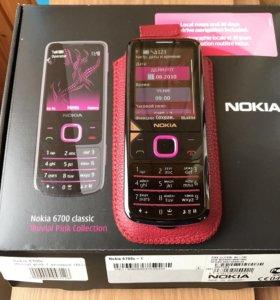 Nokia 6700 illuvial pink полный комплект оригинал