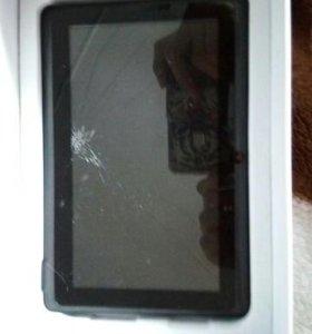 Разбитый планшет