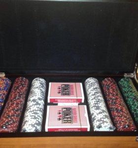 Набор для покера Jackpot 300 фишек