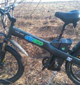 Электровелосипед eltreco