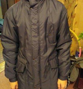 Куртка новая  для подростка на осень