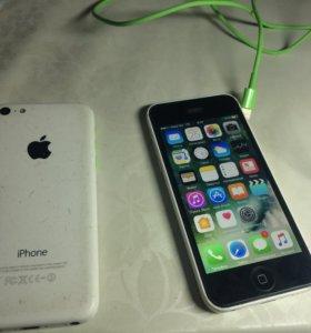 iPhone 5c 8gb и iPhone 5c 32gb