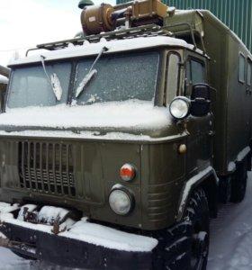 ГАЗ-66 ФУРГОН КУНГ