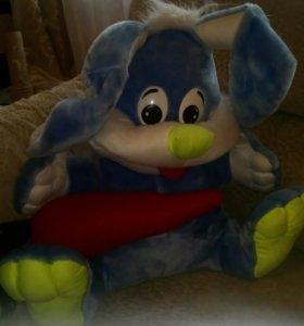 """Мягкая игрушка """"заяц"""""""