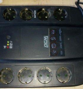 "ИБП (UPS) 850ВА Powercom ""Spider"" SPD-850N,"