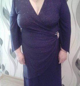 Новое женское платье 56-58 размера