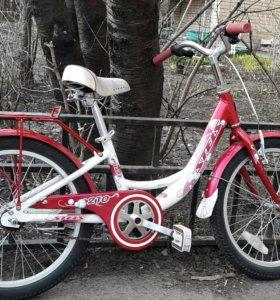 Велосипед для девочки STELS PILOT 210