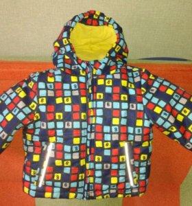 Зимняя куртка Barkito