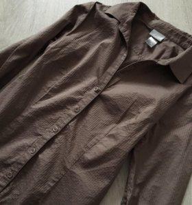 Рубашка женская Н&М р39-40