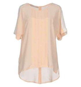 Шелковая блузка Stefanel