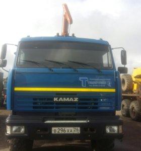 КАМАЗ-4326 БКМ-516