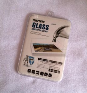 Защитное секло(iPad mini)