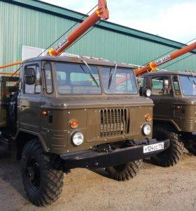 ГАЗ-66 БМ-302Б