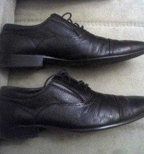 Ботинки Терволина р.42