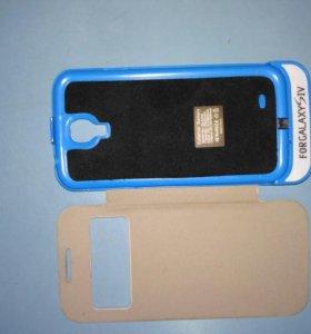 Чехол Power bank Galaxy s4 4200mAh