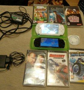 2 PSP 1008 и 2008(цена за всё)