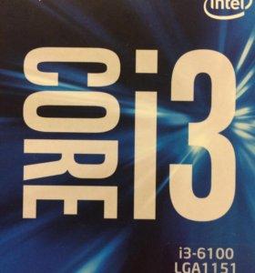 Core i3-6100 lga1151