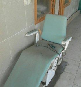 Кресло стоматологическое. На запчасти