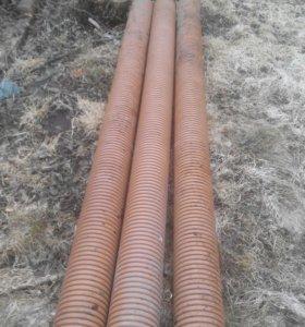 Труба пластиковая канализационная