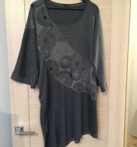 Платье , размер 48-50