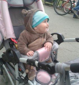 Модульная коляска