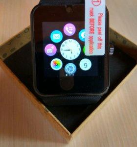 Smart watch(умные часы) GT08 Black