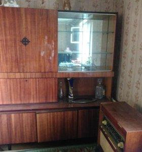 Раритетная мебель. Хельга 70-х
