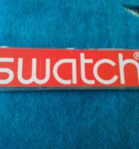 Новые часы Swatch