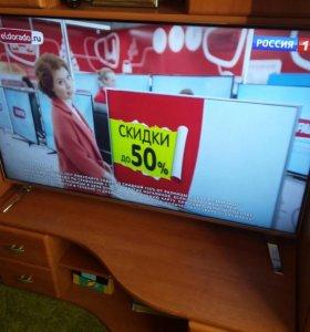 LG 47LB677V Smart TV и 3D
