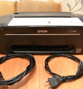 Принтер Epson l100 для фото