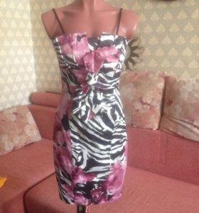 Платье-бандо Rinascimento
