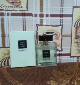 Женская парфюмированная вода.