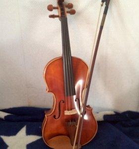 Скрипка 1/2 от 7 до 9 лет.