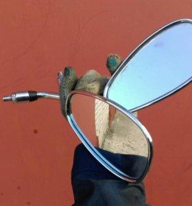 Зеркала для Honda shadow steed vt vn и т.д.