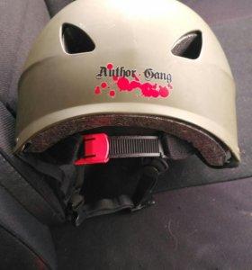 Шлем .