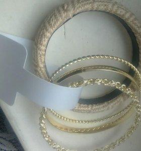 Продам новые браслеты