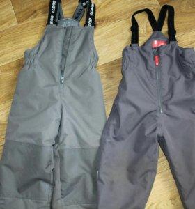 Штаны reima и gusti,104-110 см