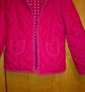 Курточка на 6-8 лет