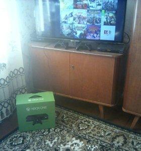 Xbox one 140 игр 2 геймпада