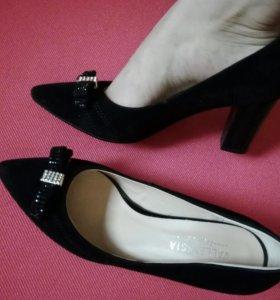 Выходные туфли