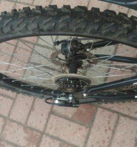 Велосипед двухподвесной моунтайнбайк