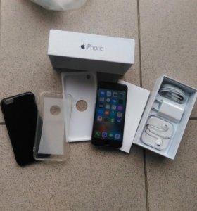 iPhone 6/16 go space grey 16 gb