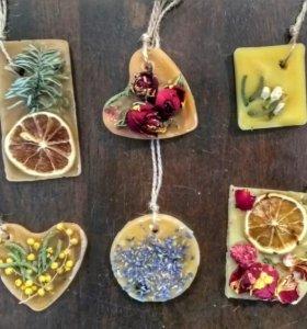 Натуральные ароматы для интерьера и одежды