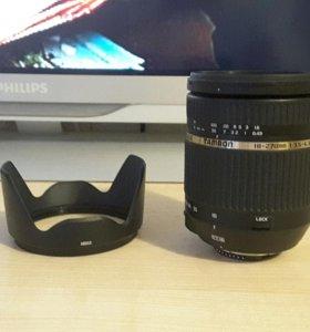 Tamron 18-270mm F/3,5-6,3 Di II VC for Nikon