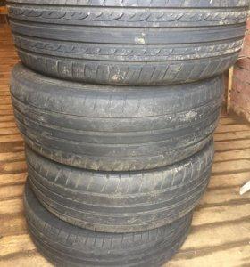 205 55 16 Dunlop SpSport